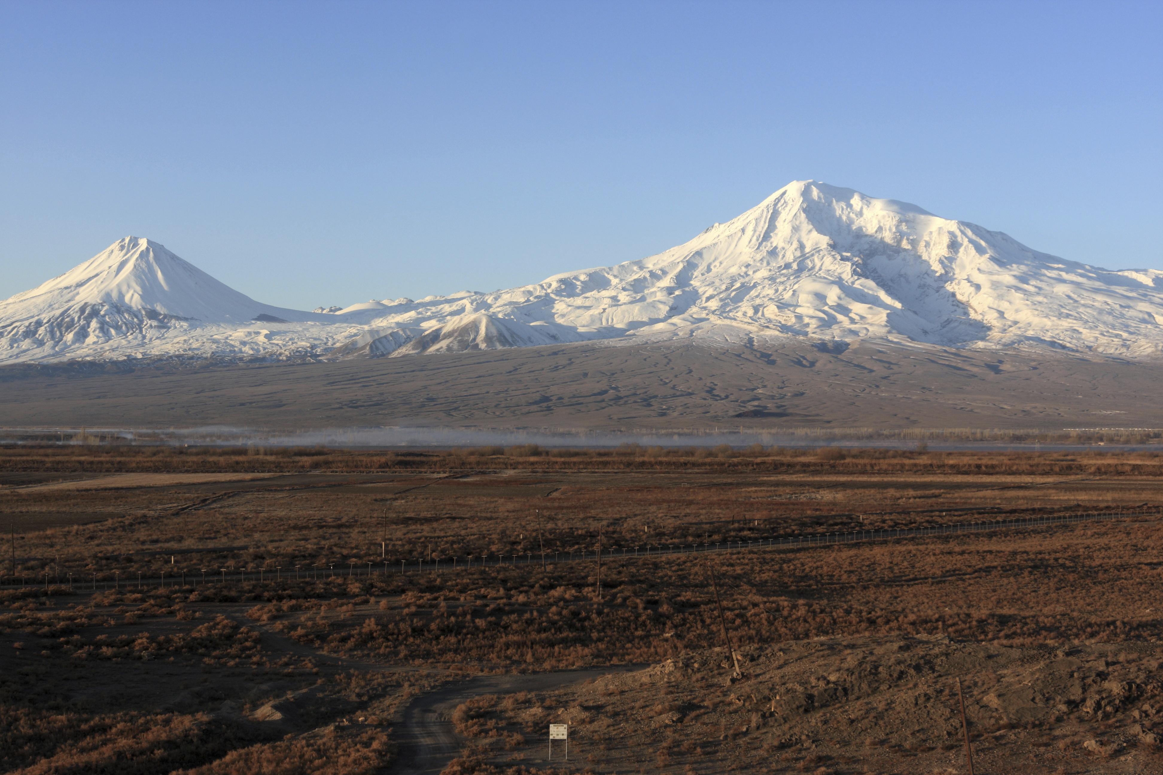 Ararat Mountains, Armenia