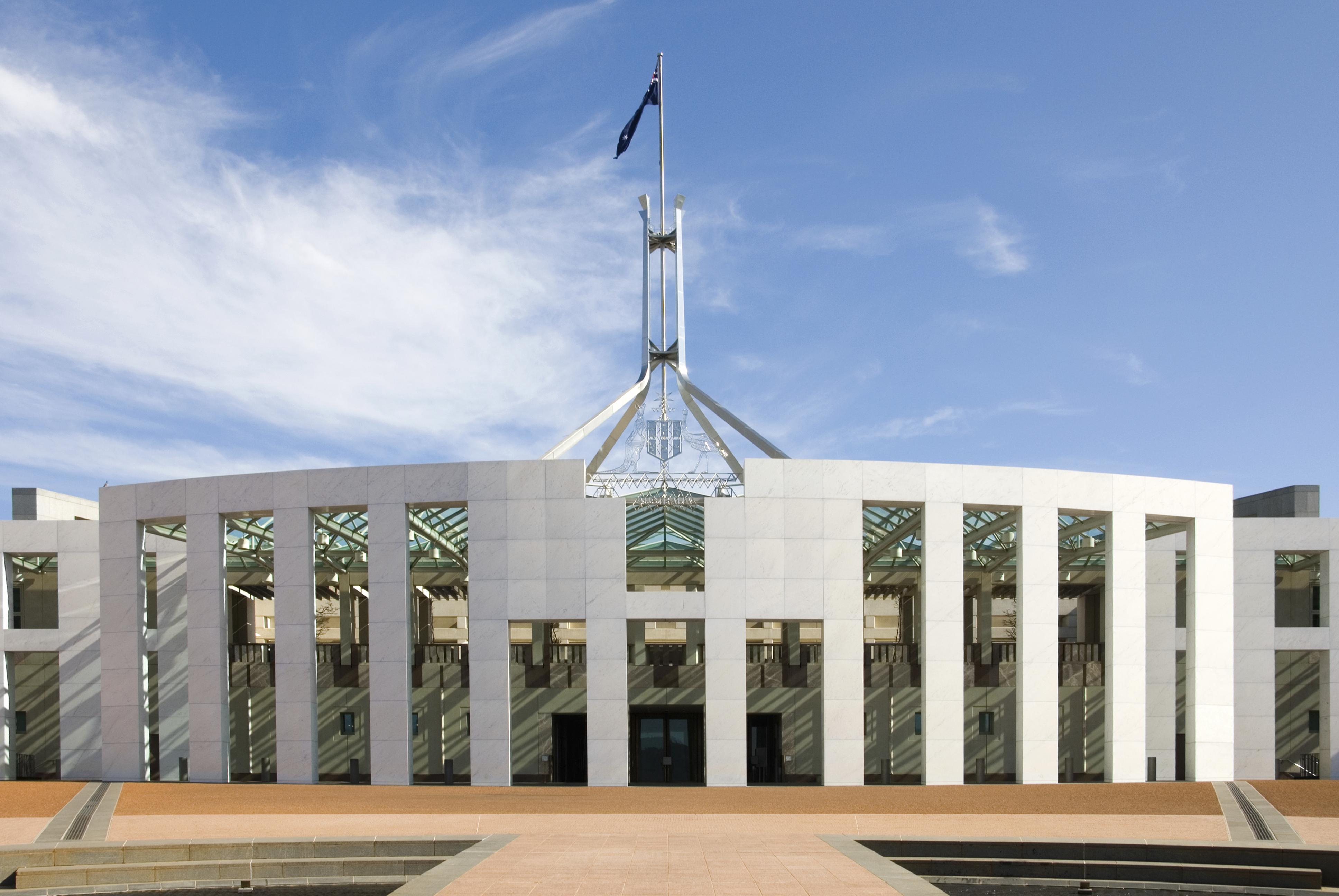 Parliament House, Canberra, Australian Capital Territory