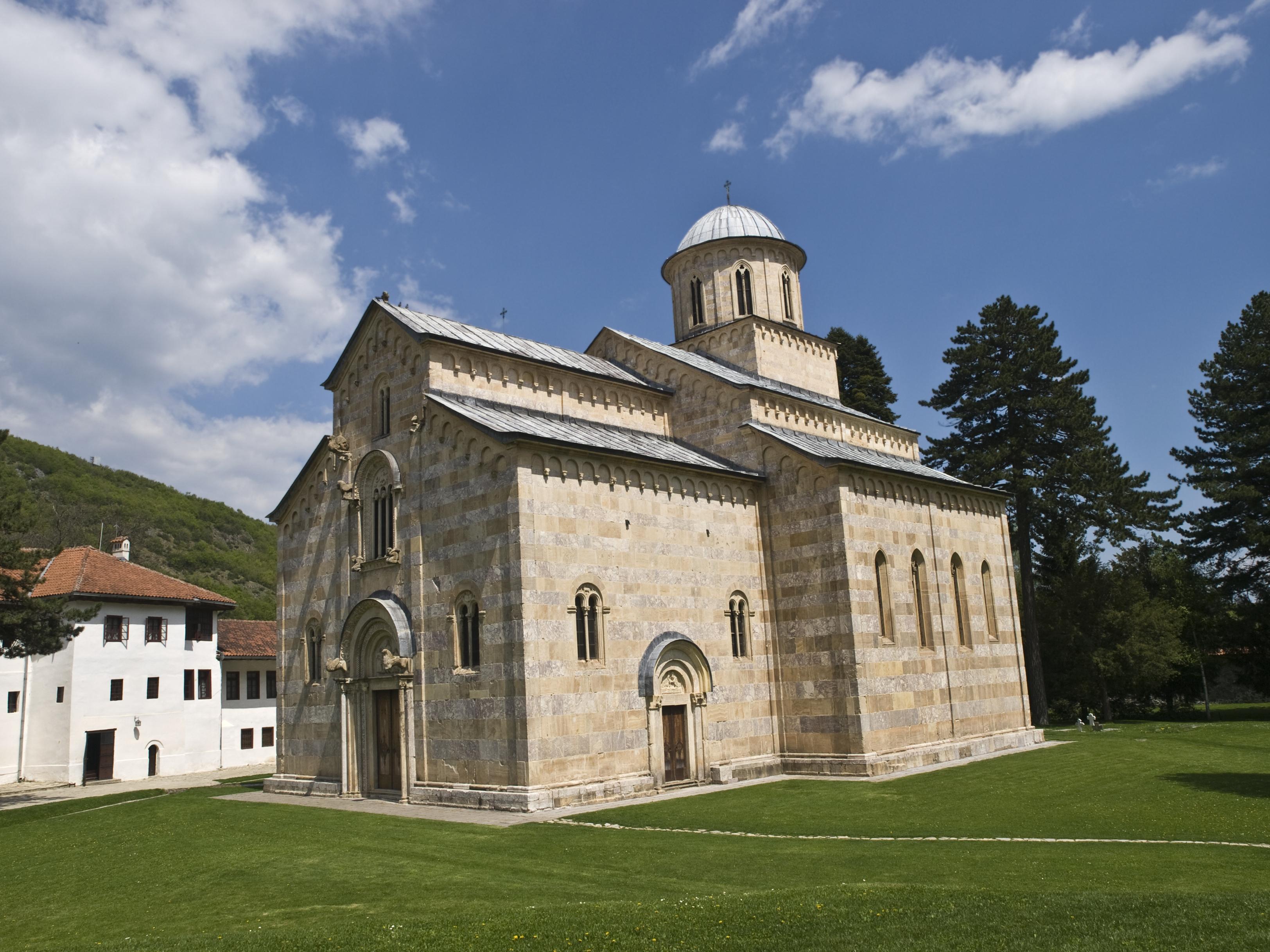 Orthodox Monastery, Kosovo