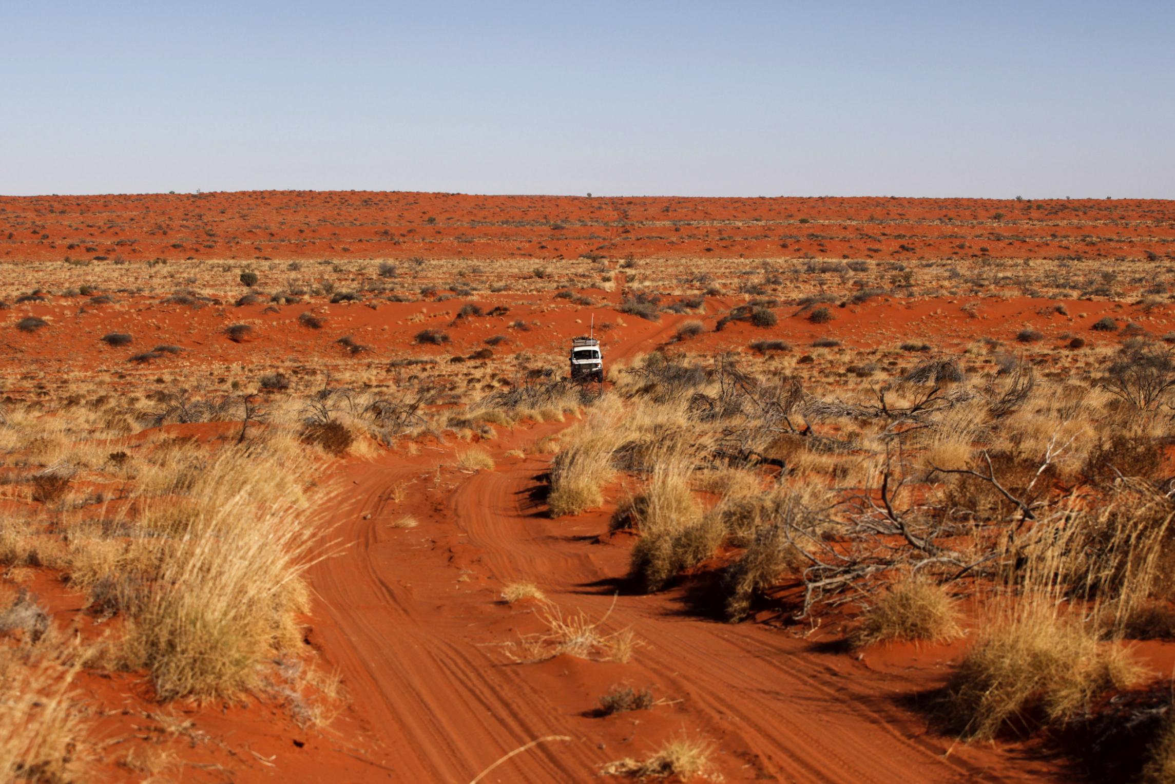 Simpson Desert, South Australia
