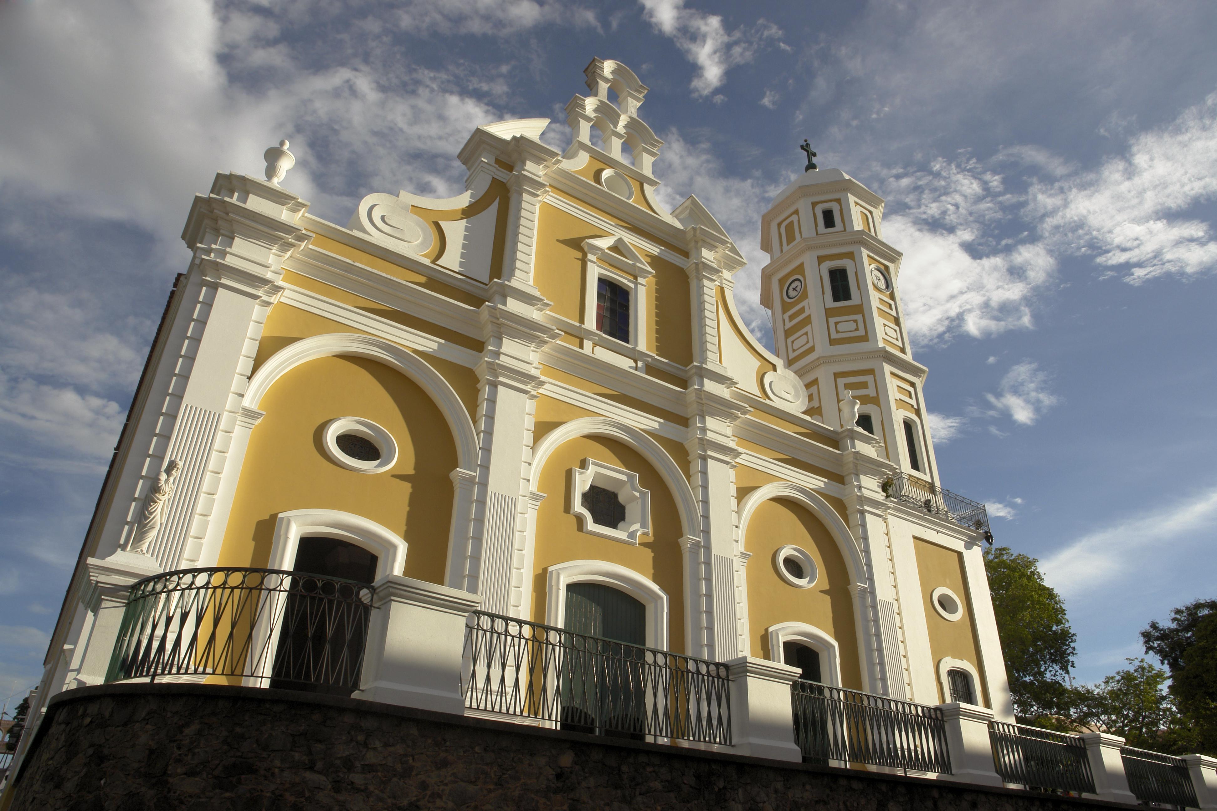 Church, Ciudad Bolivar, Venezeula