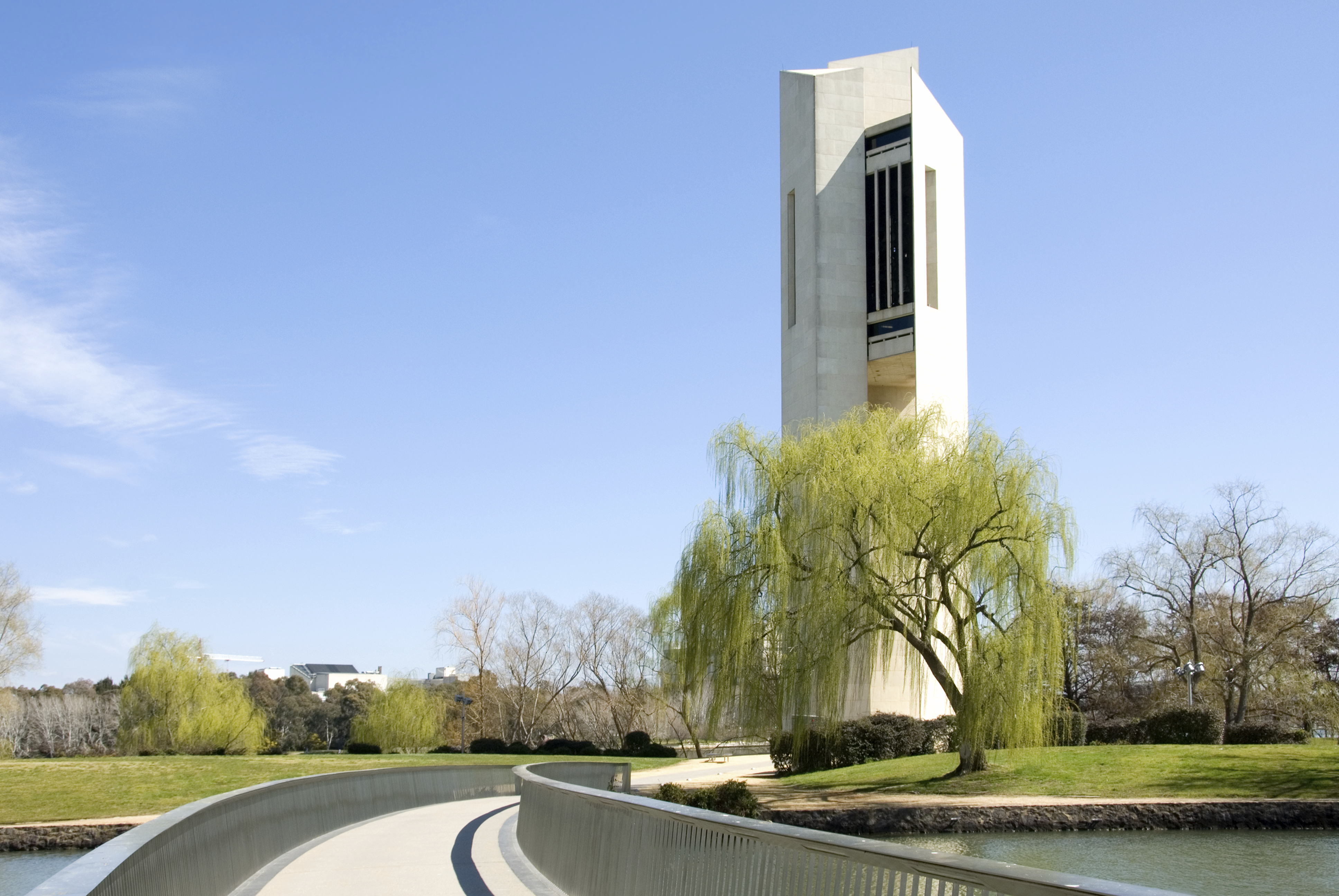 The National Carillion, Canberra