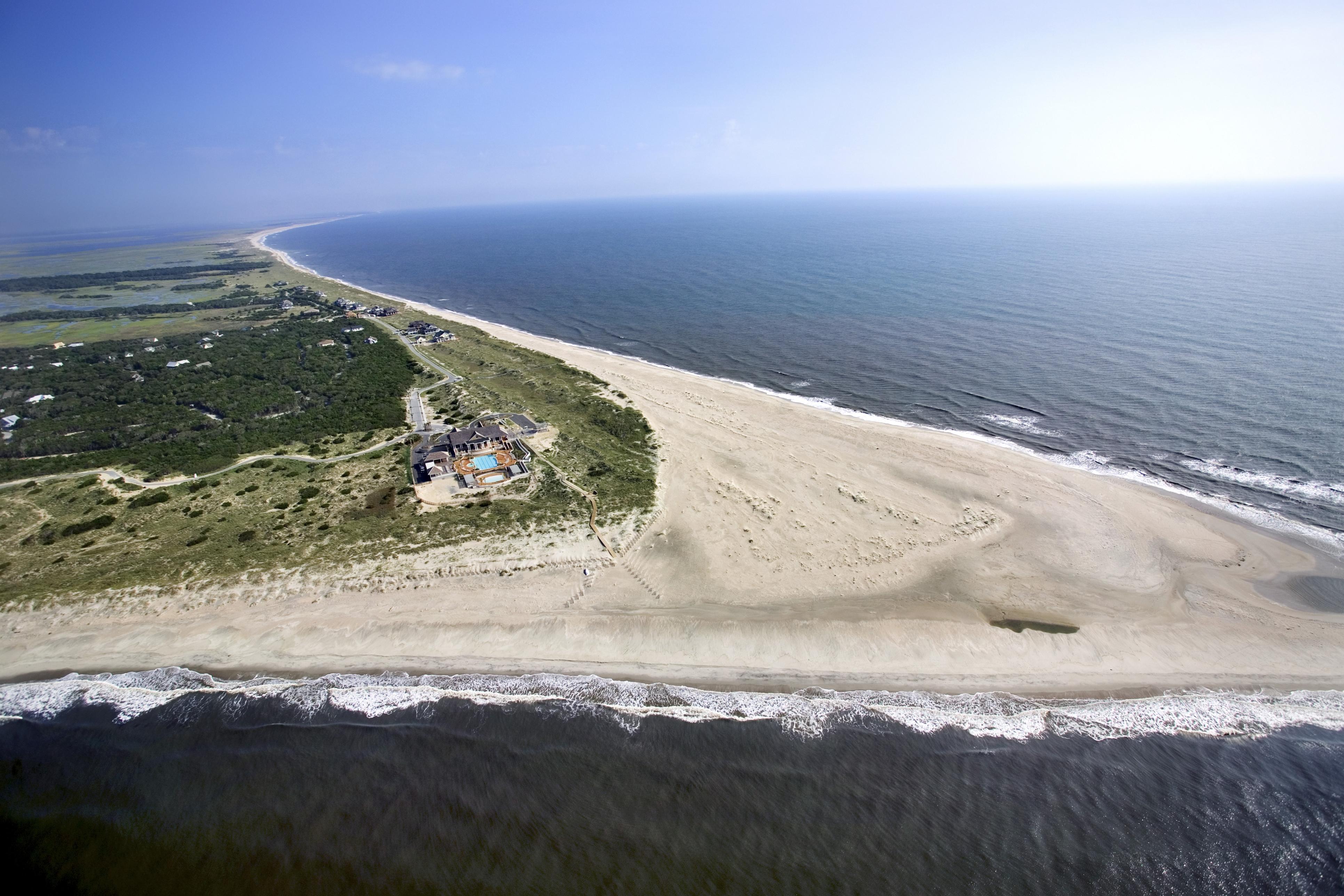 North Carolina has stunning beaches