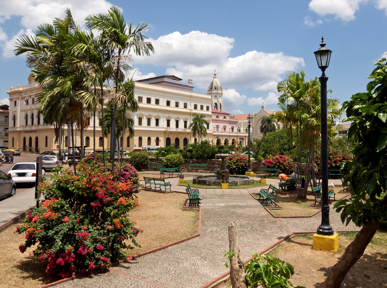 Casco Viejo District, Panama City, Panama