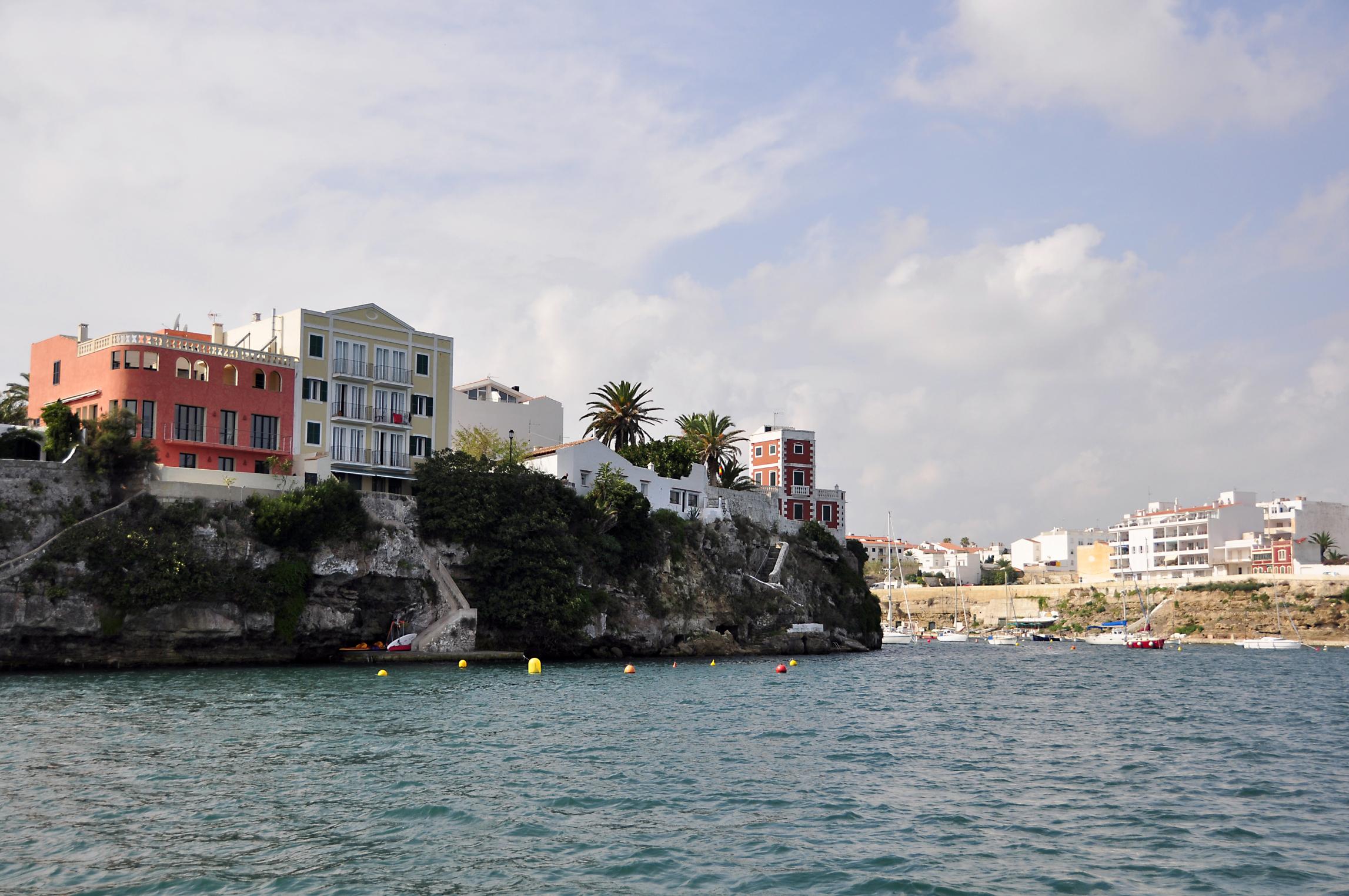 Ciutadella from Menorca