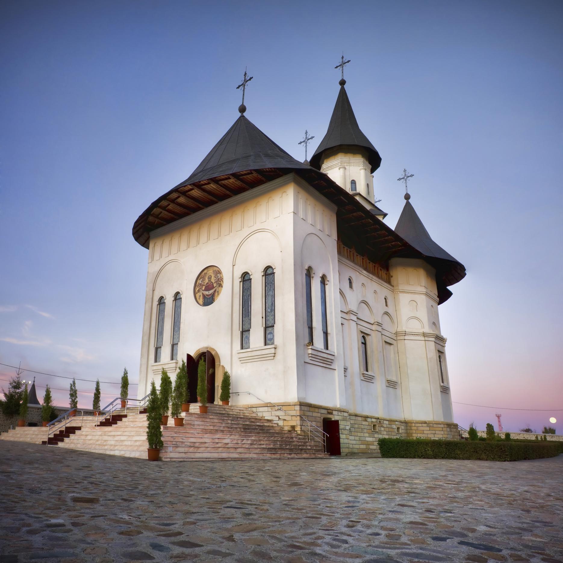 Hadambu Monastery, Romania