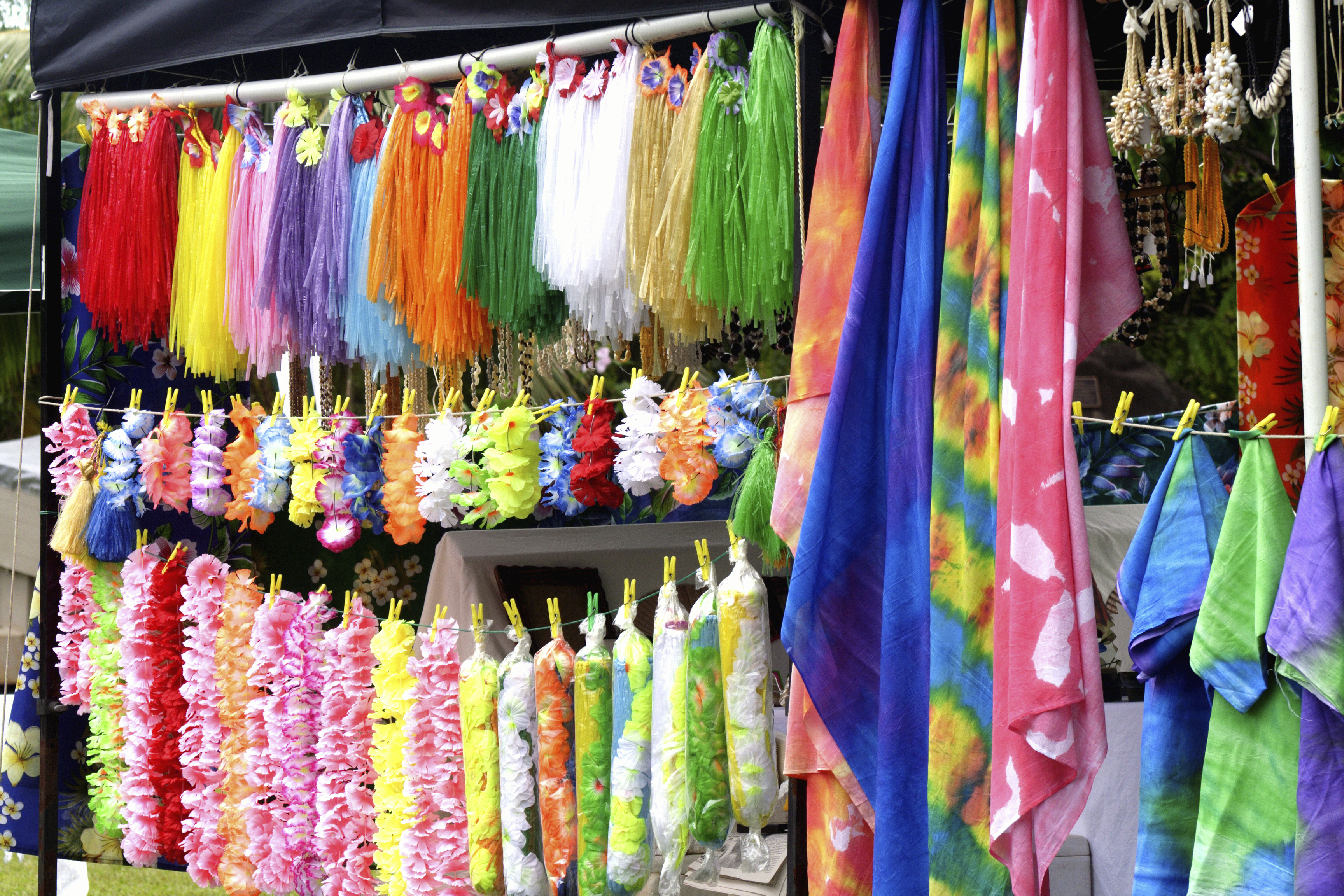 Markets in the Cook Islands