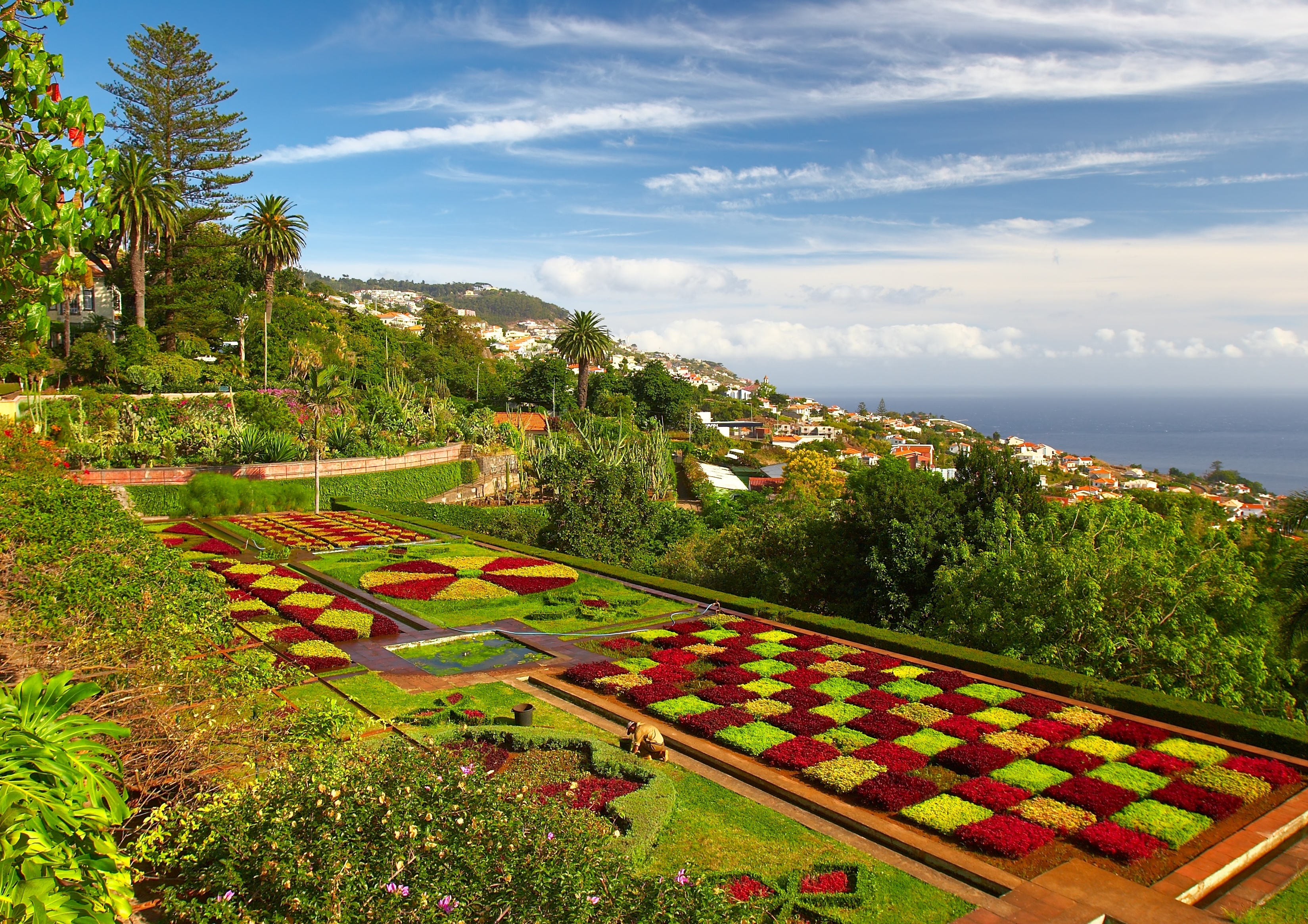 Botanical Garden, Madeira