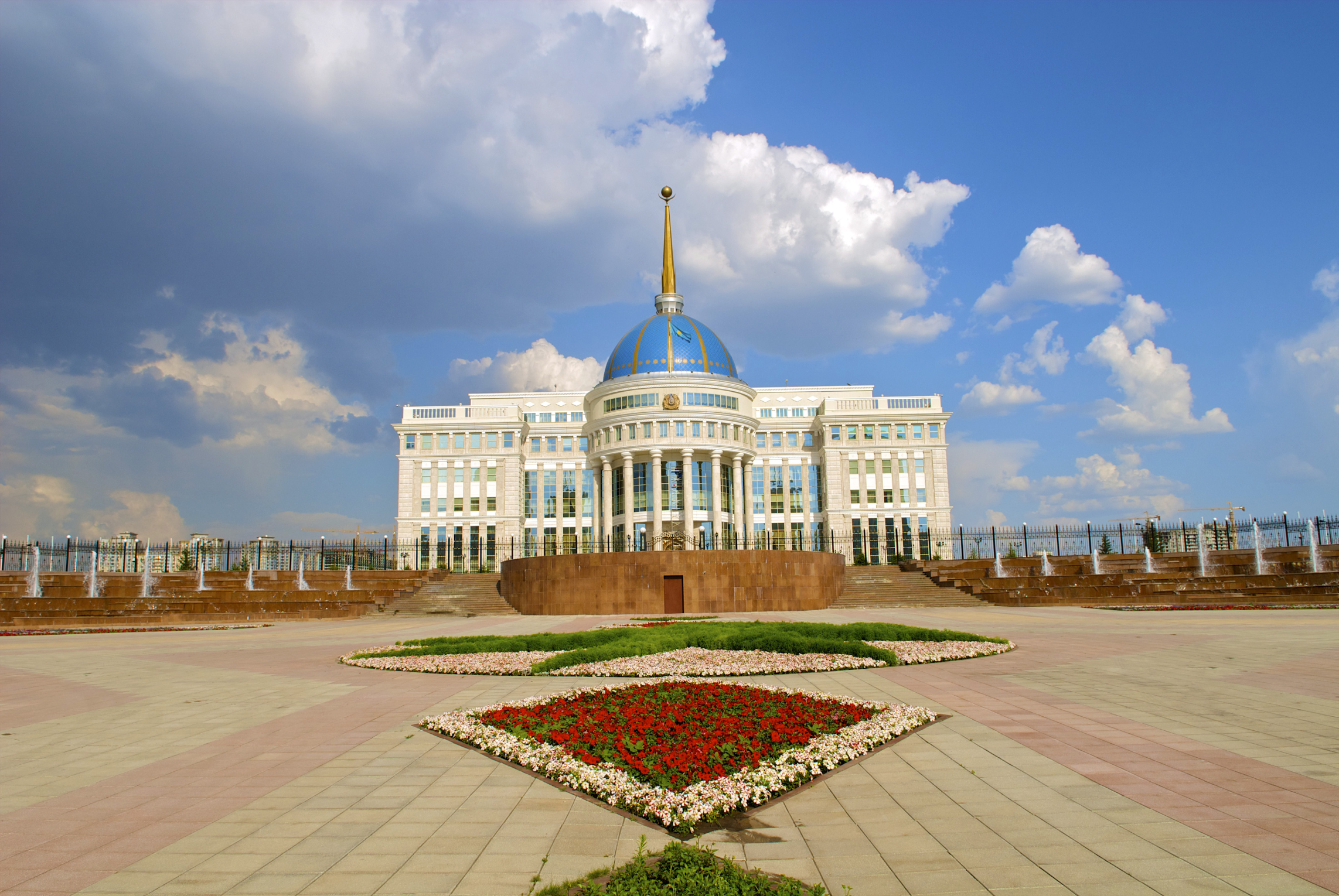Ak-orda Presidential Palace, Astana