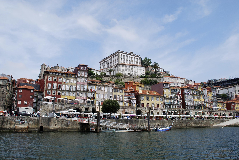 Old Porto in Portugal