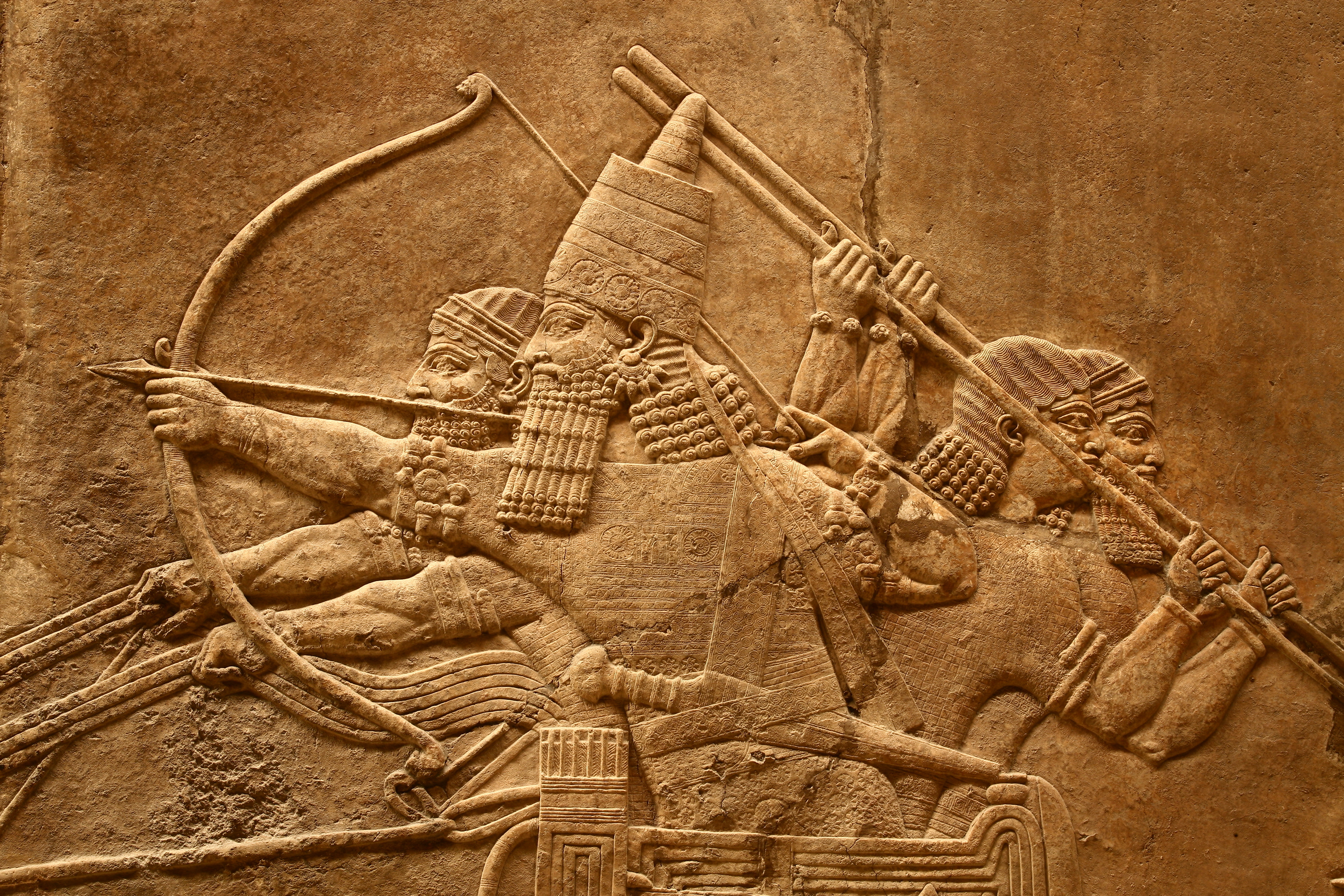 Ancient Assyrian Carvings