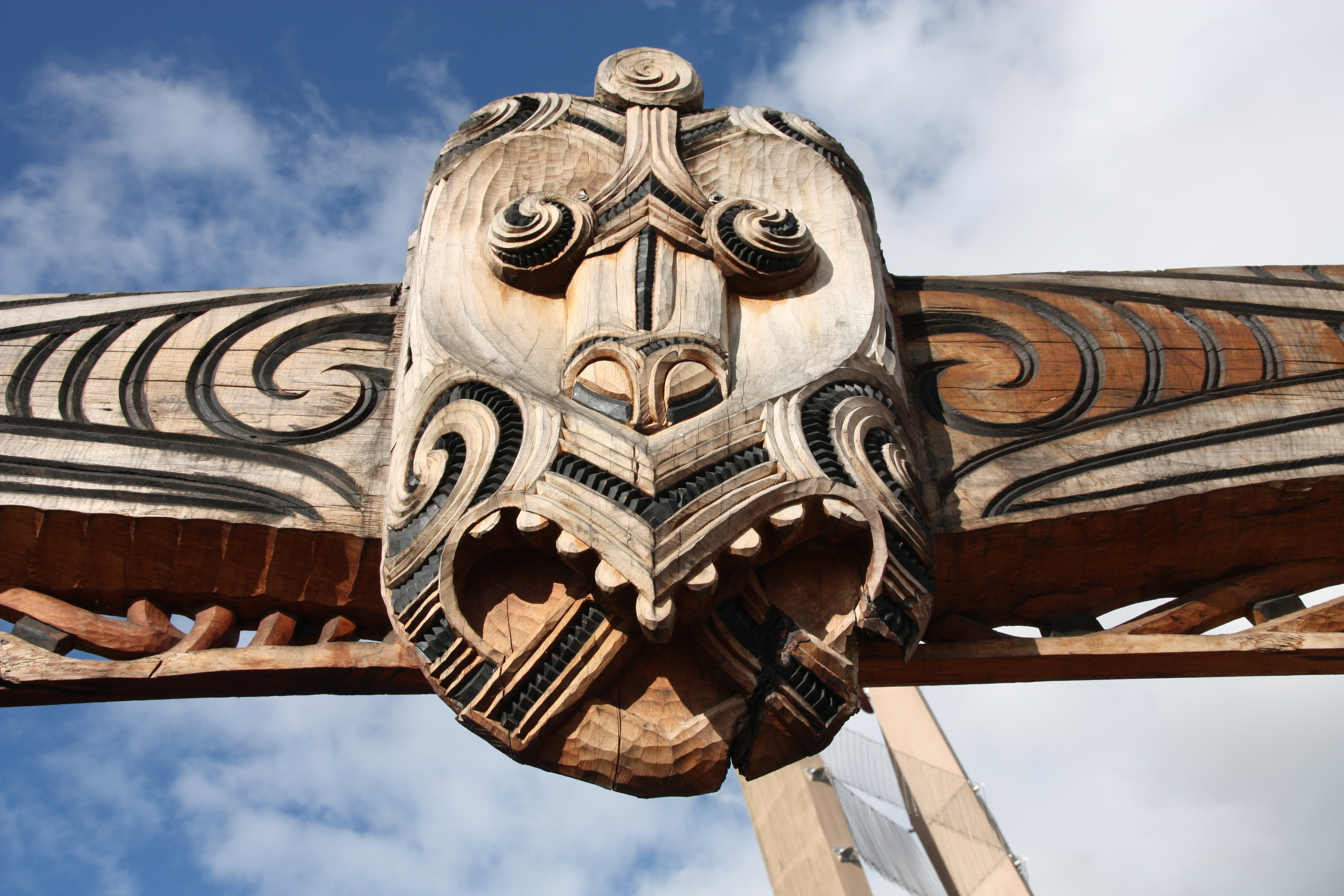 Maori art and culture thrives in New Zealand