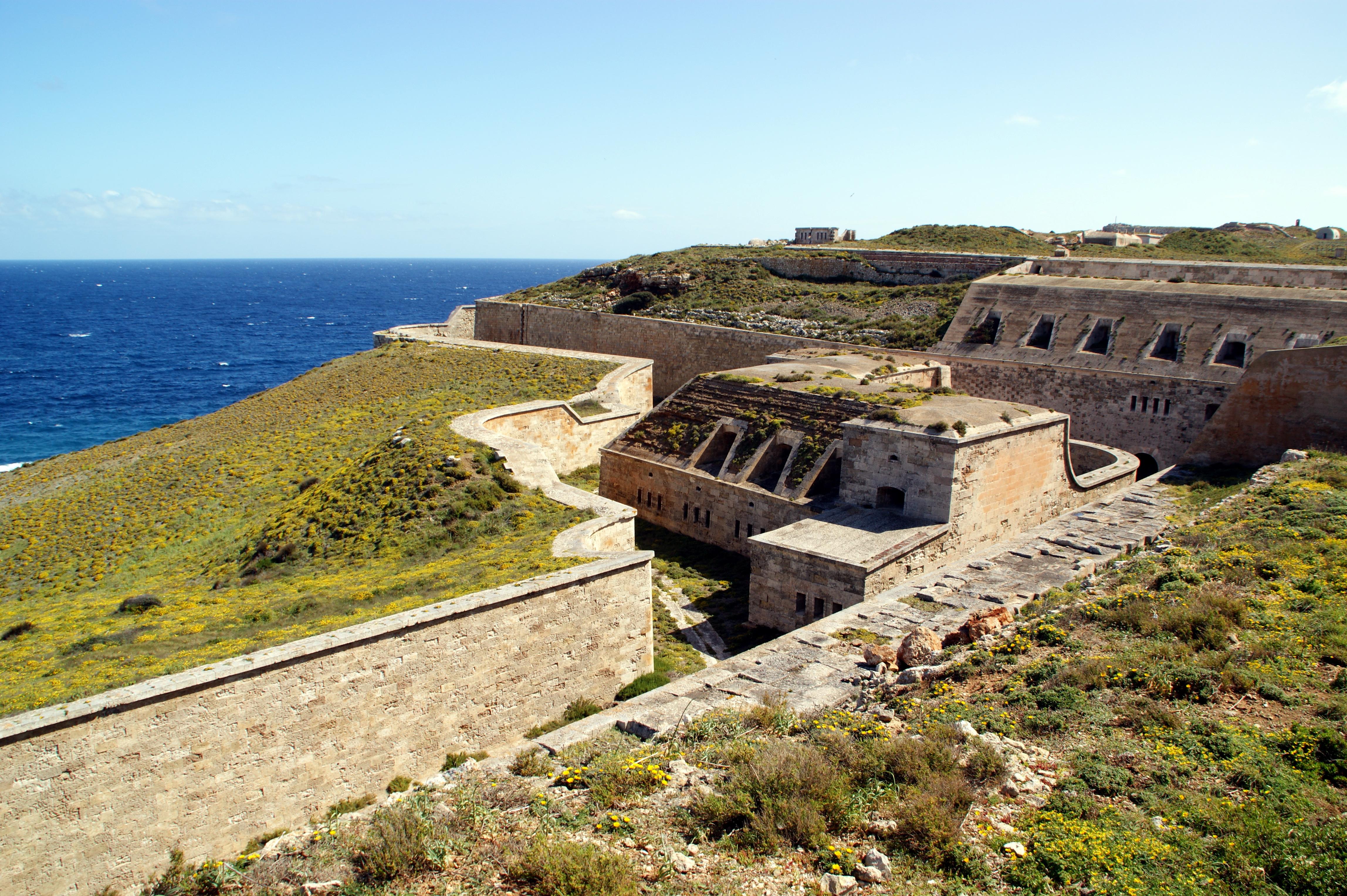 Ancient ruins, Menorca