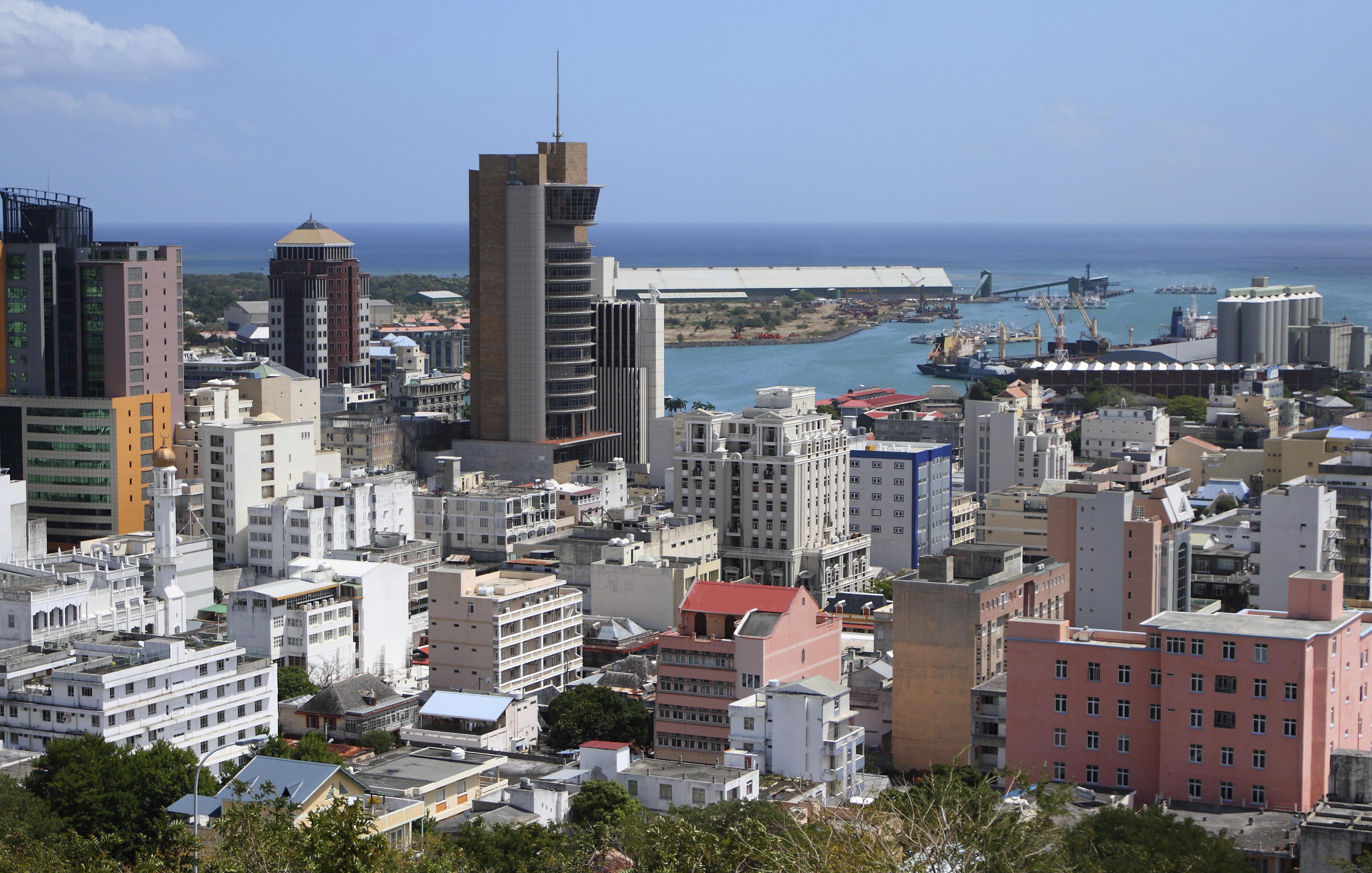 City of Port Louis, Mauritius