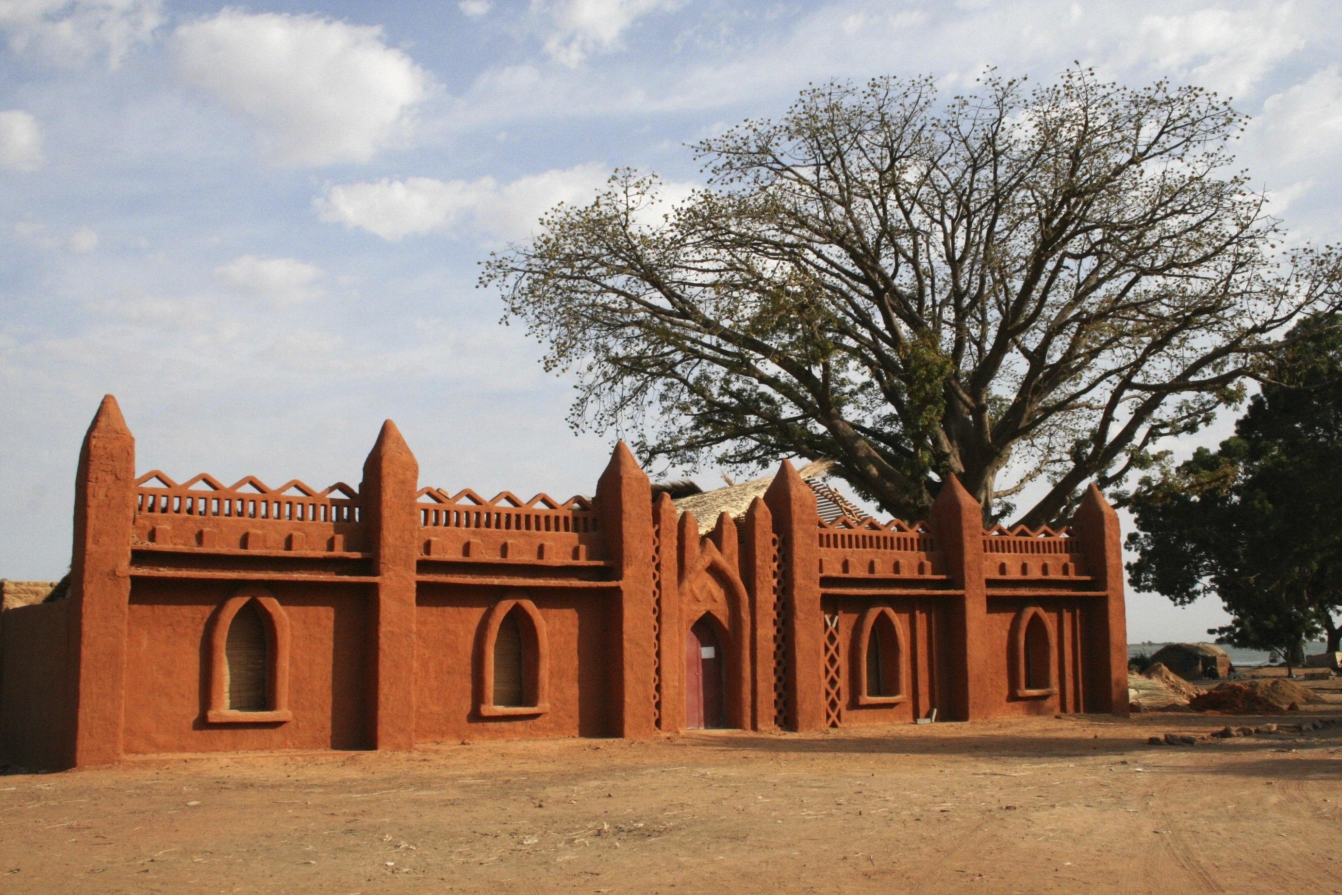 Traditional Segou, Niger