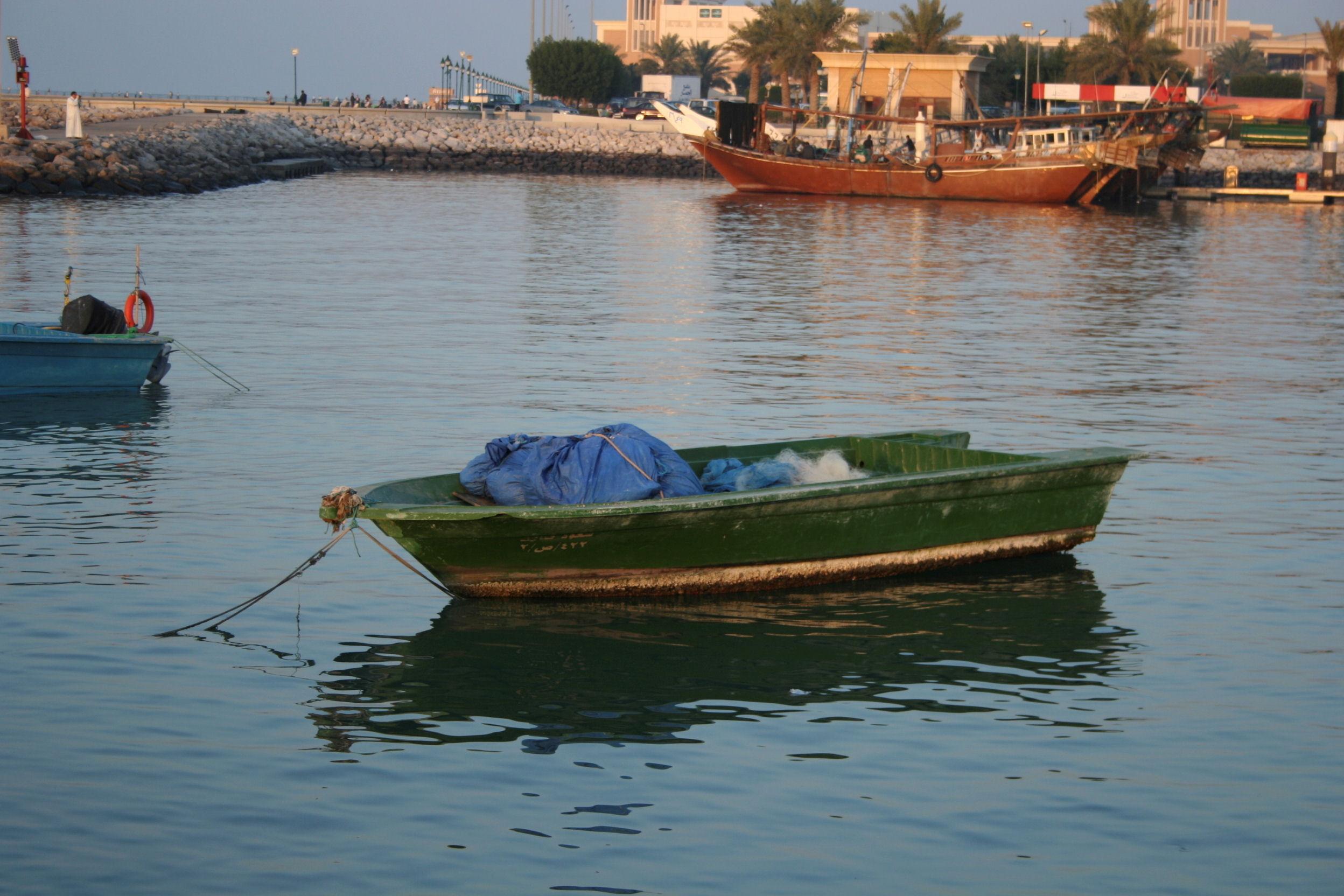 Boat in Kuwait