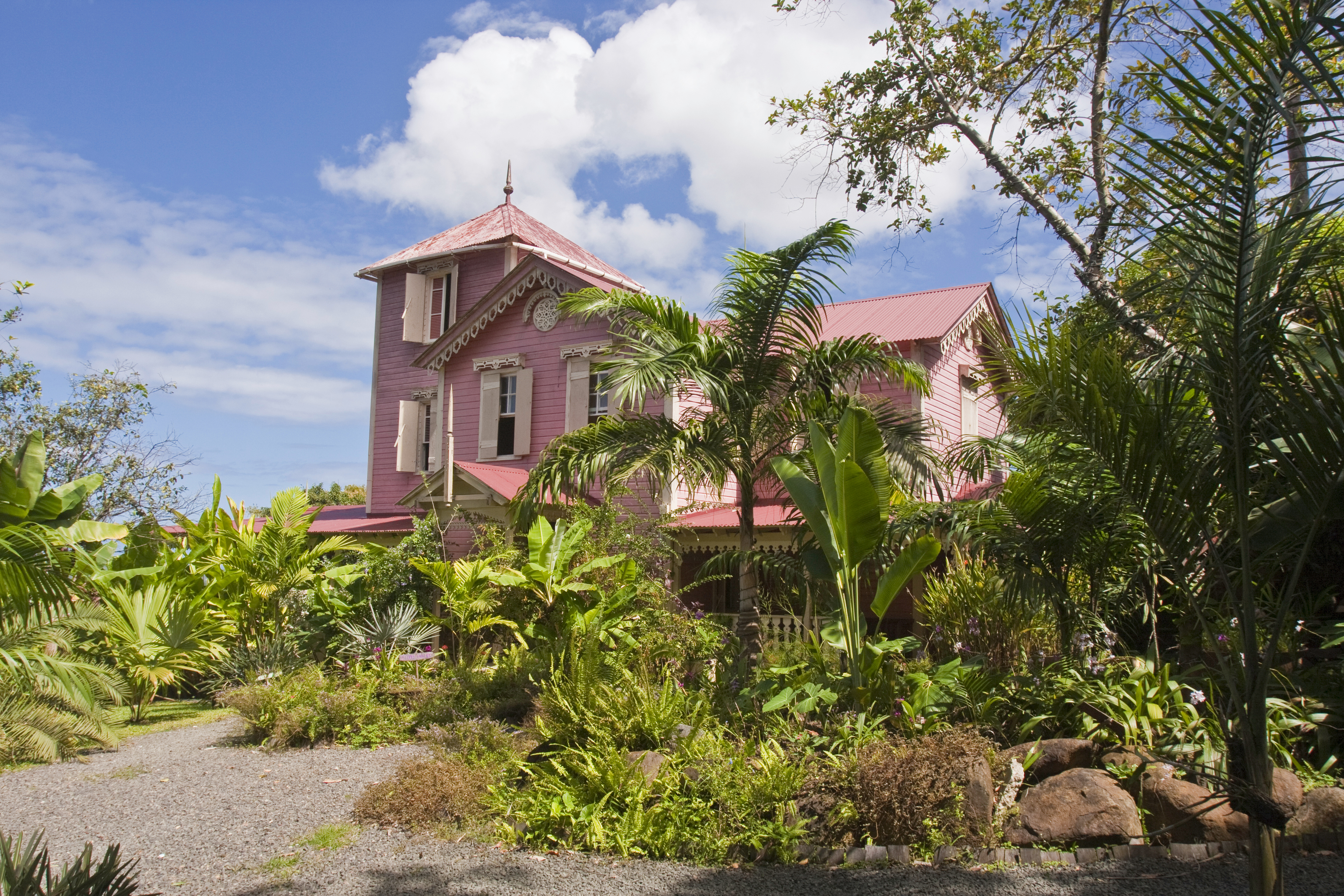 Plantation House, St Lucia