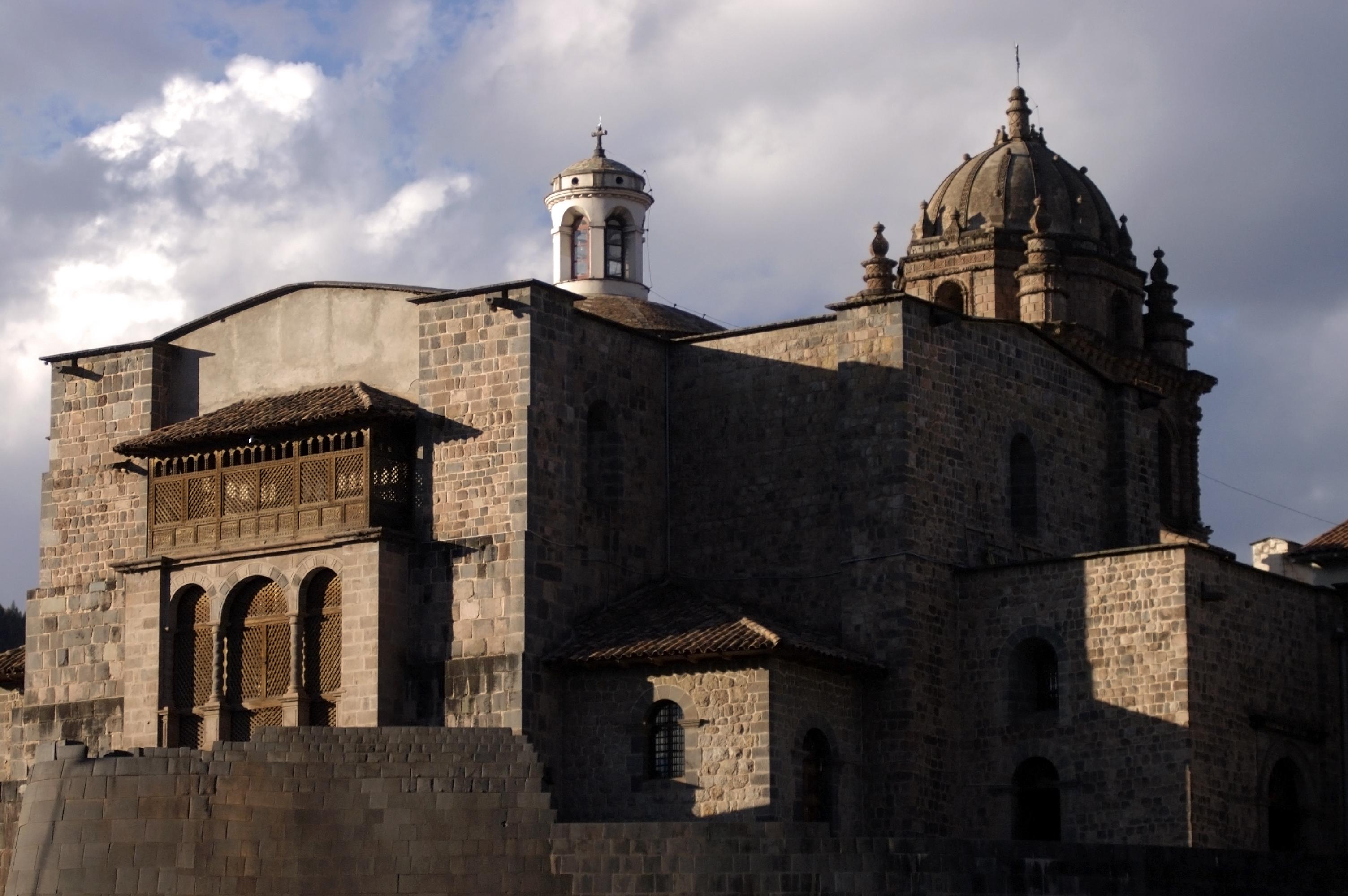Korikancha Temple in Cusco, Peru
