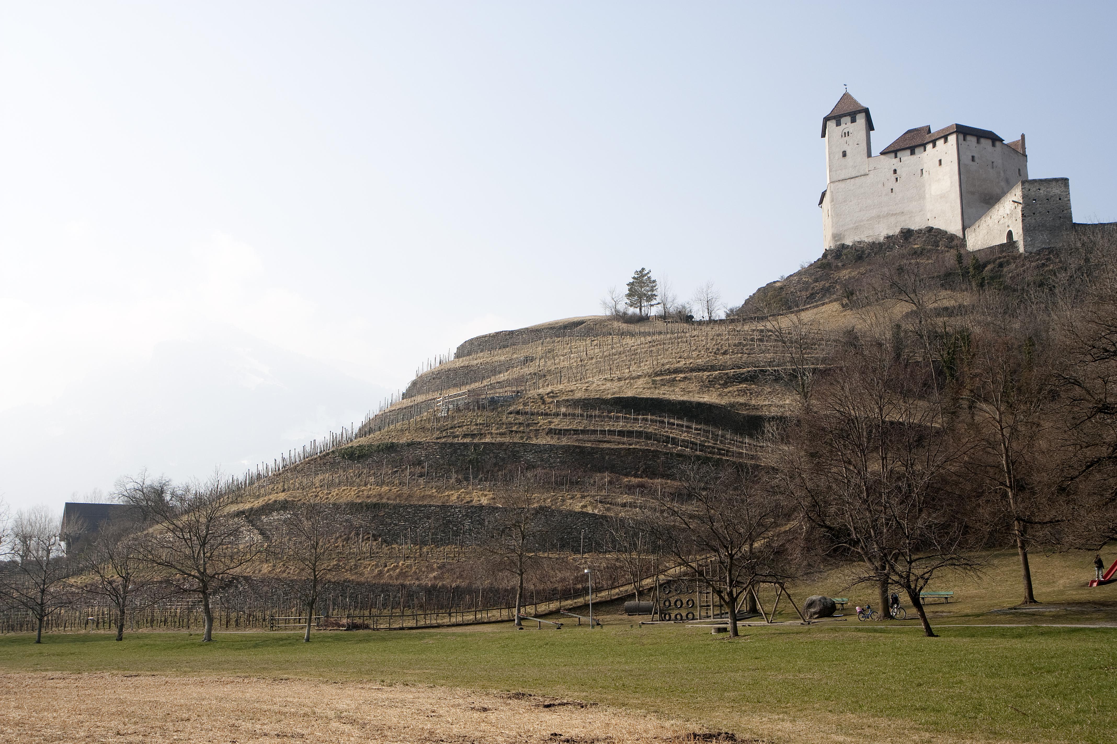 Gutenberg Castle, Liechtenstien