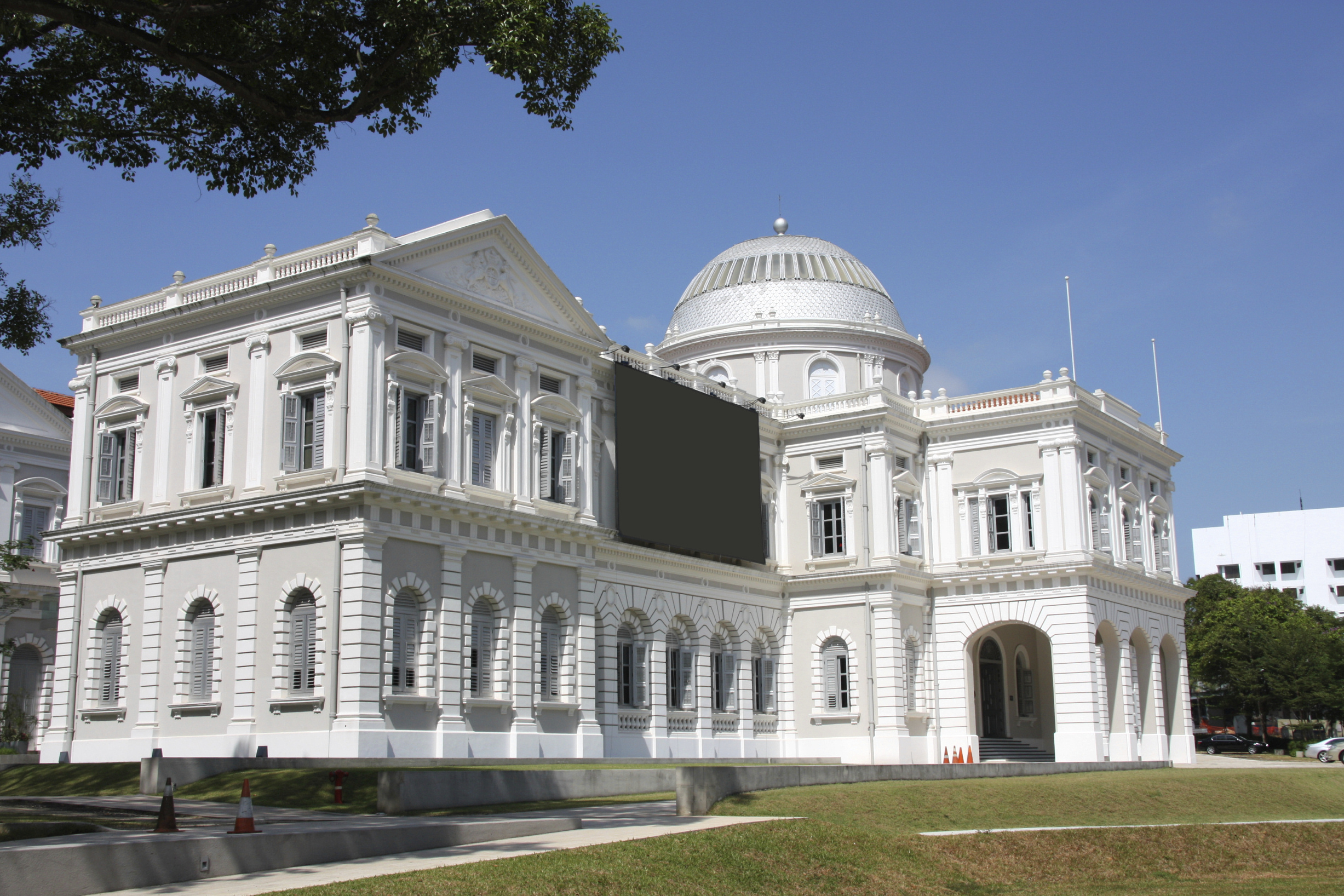 Colonial attractions, Singapore