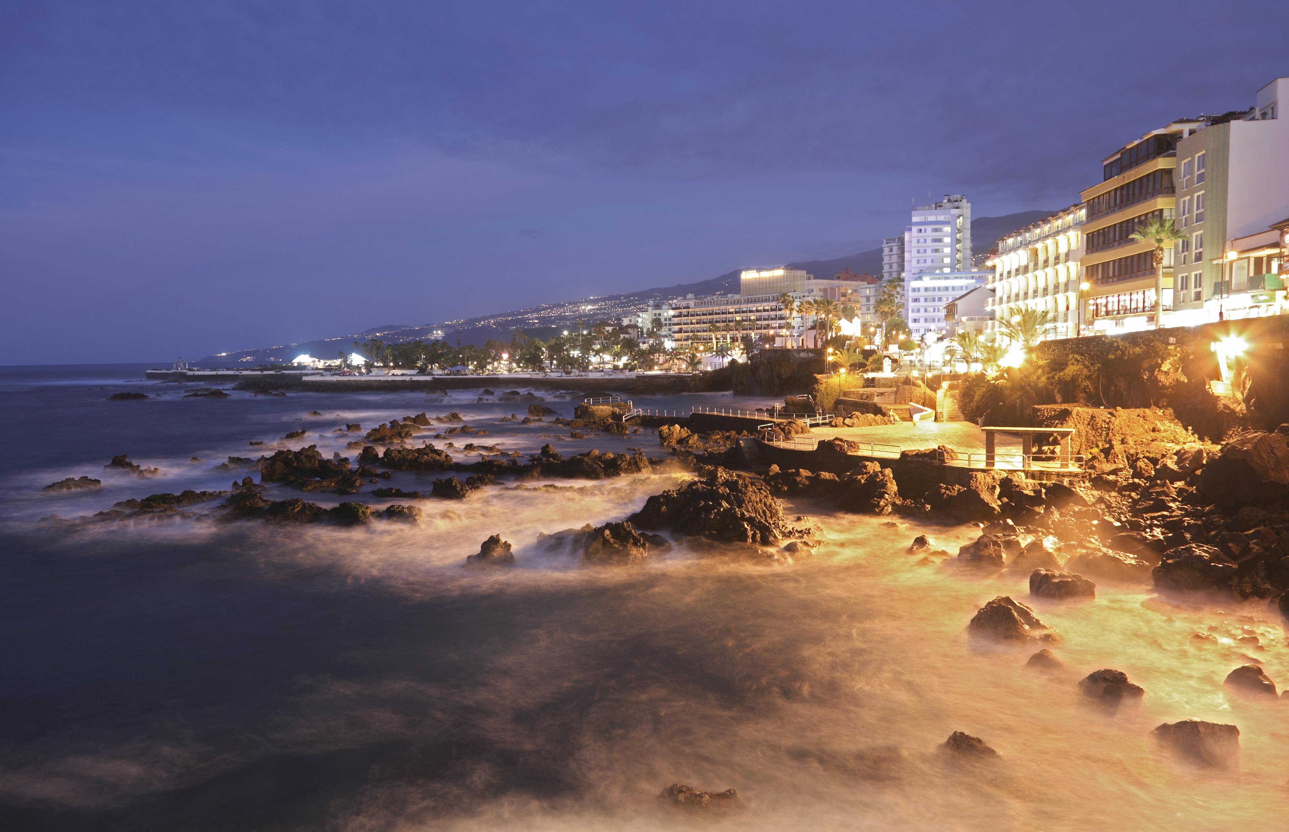 Spend a day in Tenerife's Pueto de la Cruz