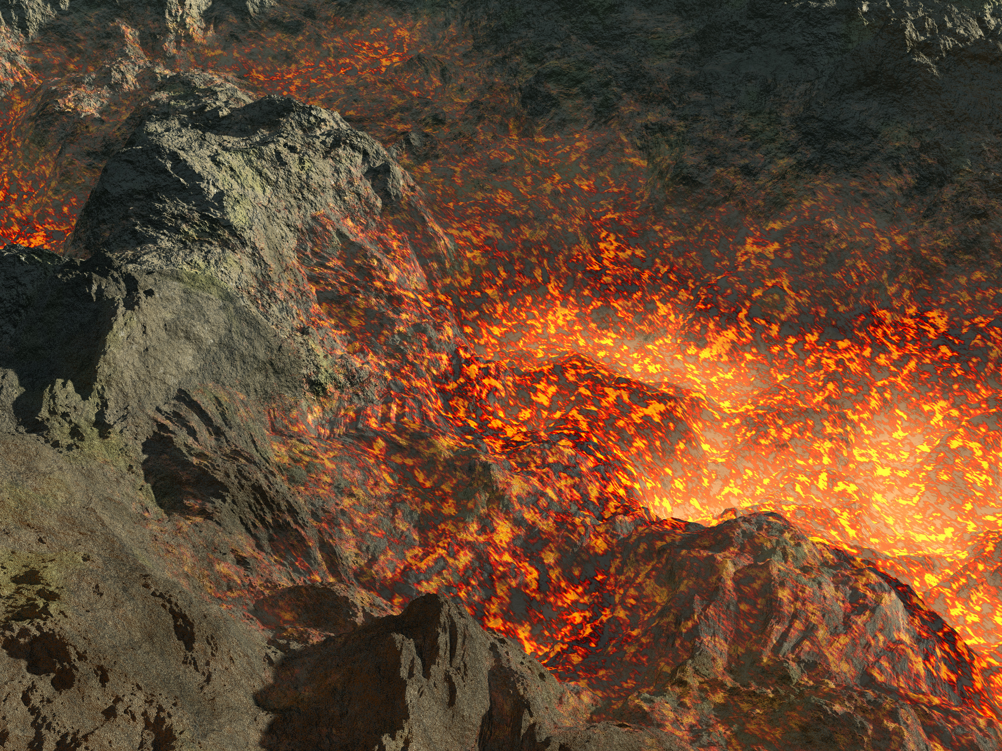 The spectacular Soufirere Hills Volcano has been erupting since 1995