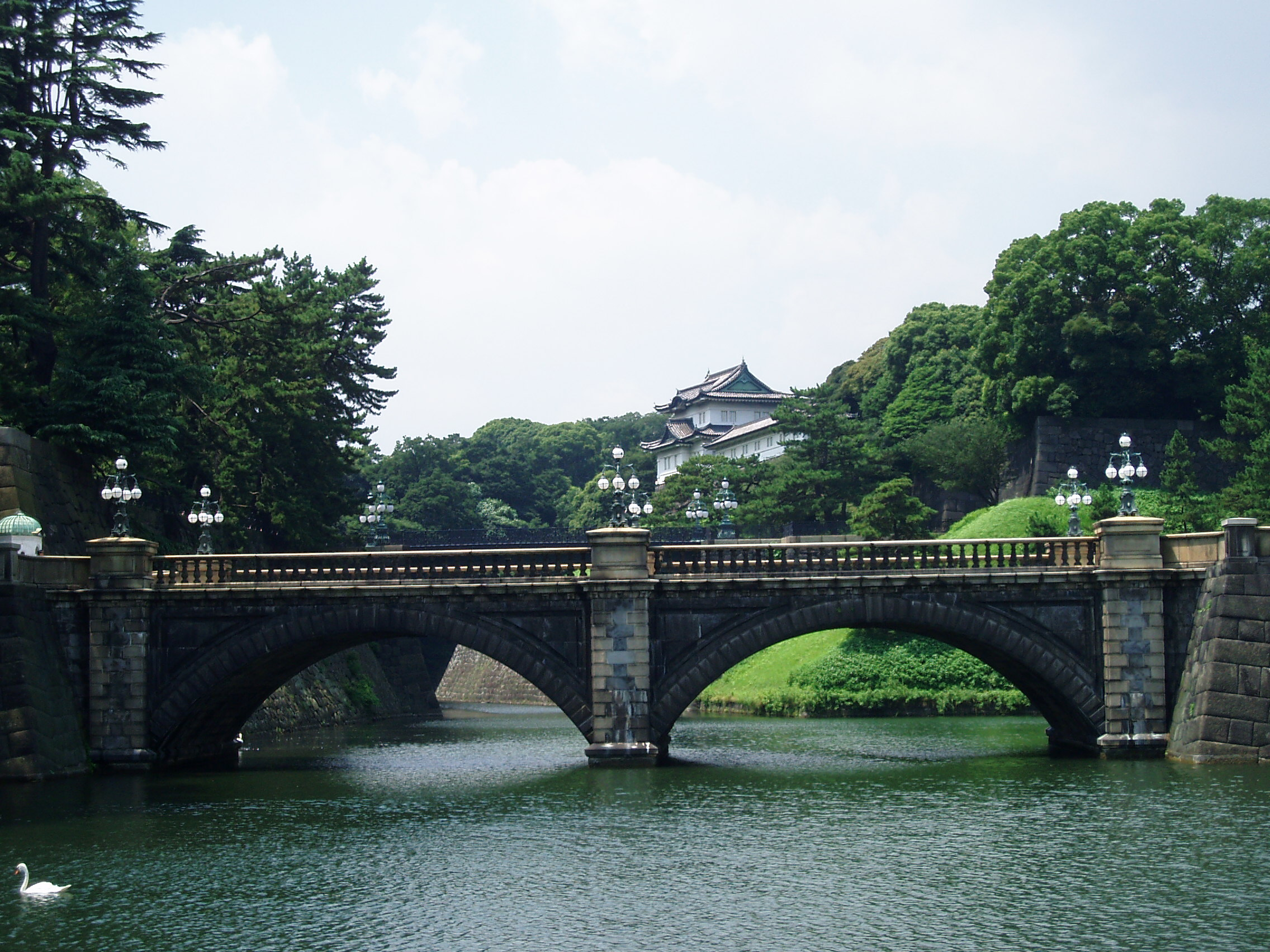 Tokyo's Imperial Palace, Japan