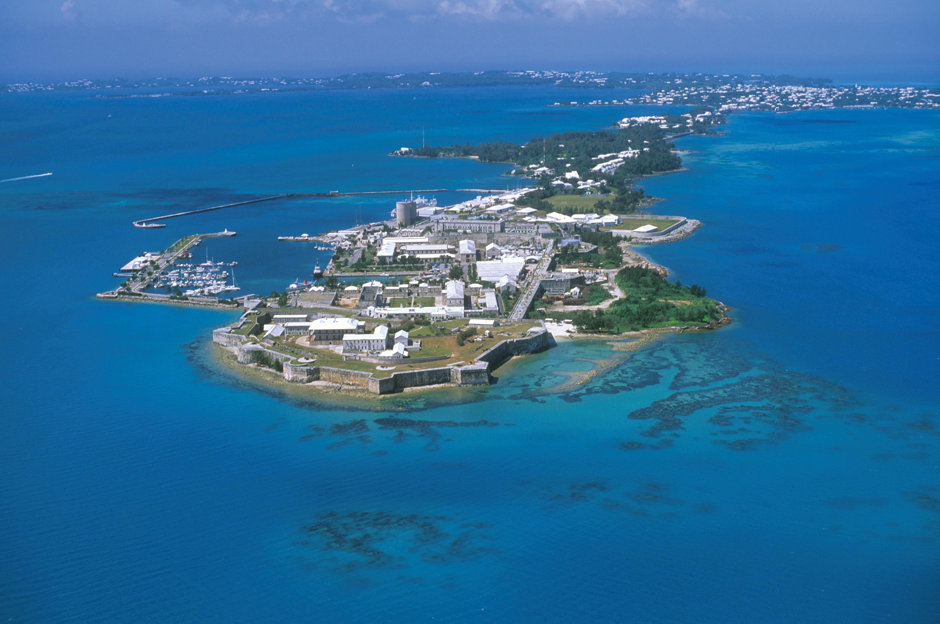 Royal Naval Dockyard, Bermuda