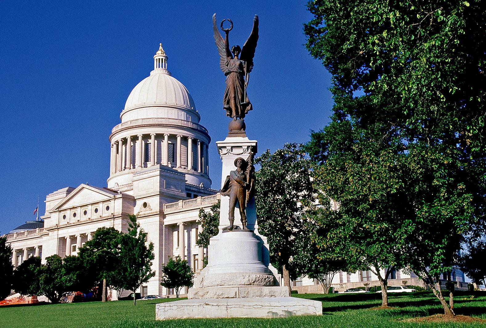 State Capitol building, Arkansas