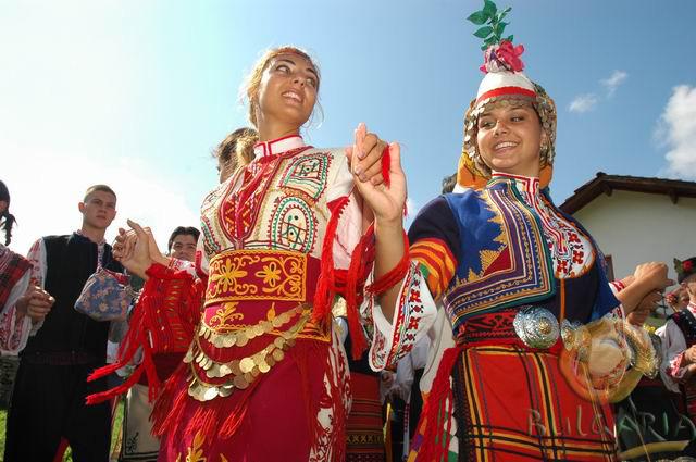Traditional dress, Bulgaria