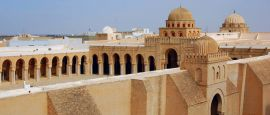 Great Mosque of Kairouan, Tunis