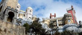 Picturesque Sintra in Portugal