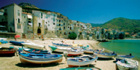 Sicily's white-sand beaches